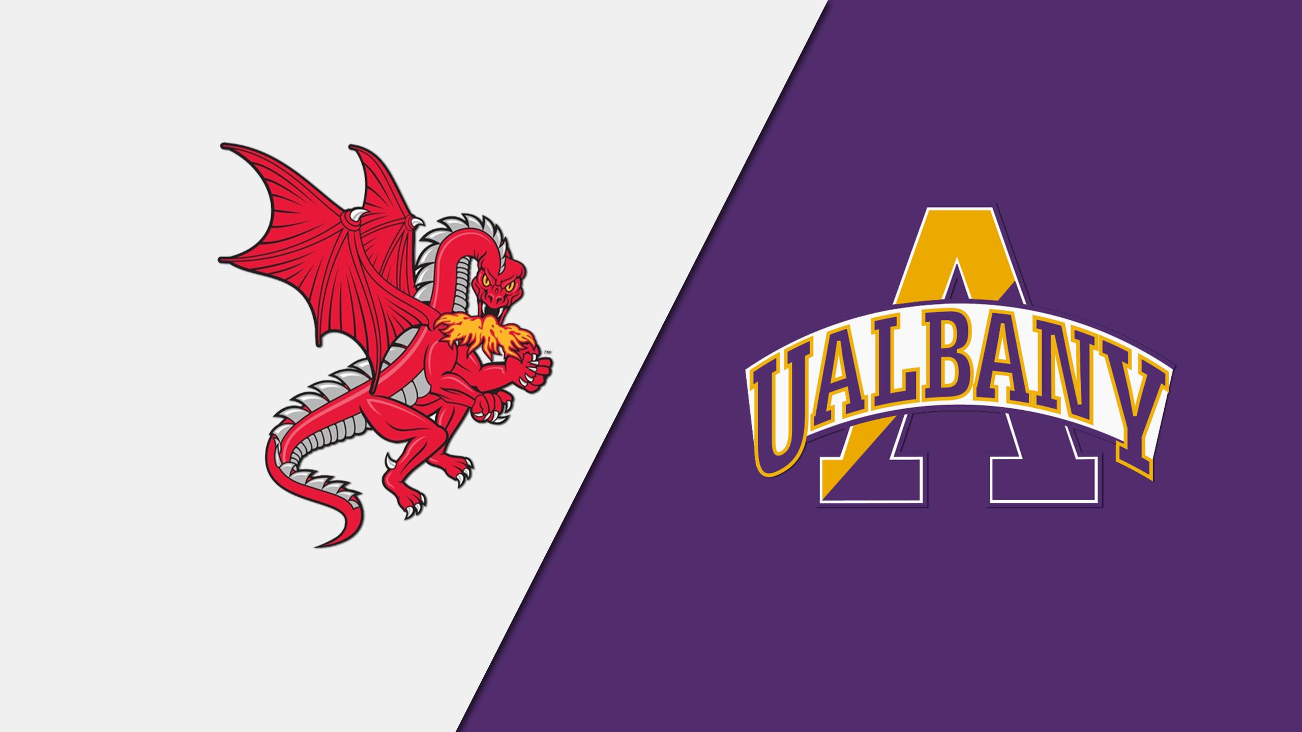 Oneonta vs. Albany (M Basketball)