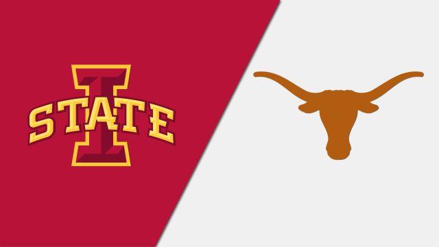 Iowa State vs. Texas