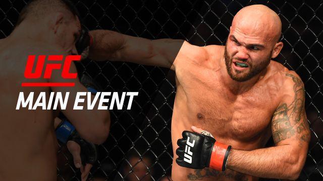 UFC Main Event: Lawler vs. Dos Anjos