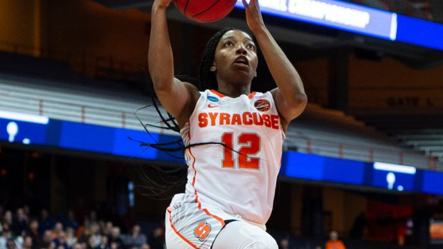 Maryland-Eastern Shore vs. #20 Syracuse (W Basketball)
