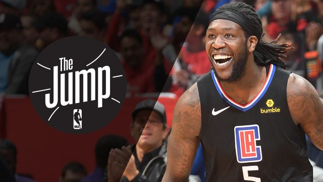 Fri, 9/13 - NBA: The Jump