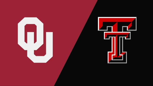 Oklahoma vs. Texas Tech