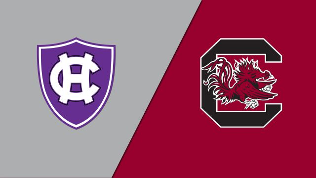 Holy Cross vs. South Carolina (Baseball)