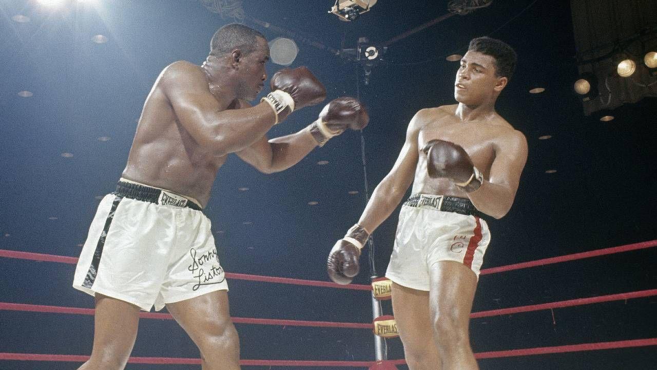 Sonny Liston vs. Cassius Clay (Muhammad Ali) - I (1964)   Watch ESPN