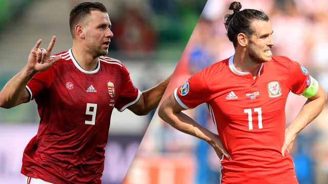 Hungary vs. Wales (UEFA European Qualifiers)