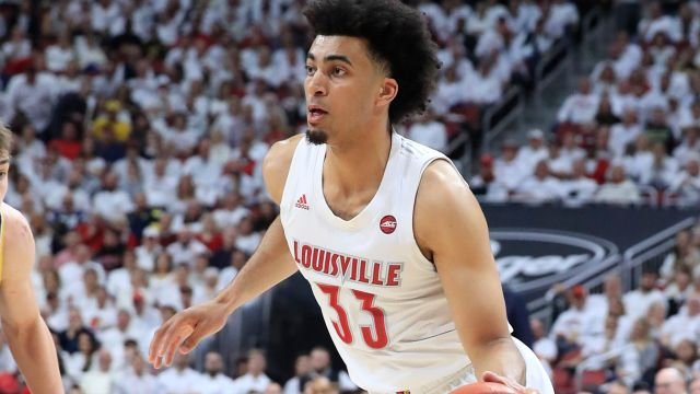 Texas Tech vs. #1 Louisville (M Basketball)