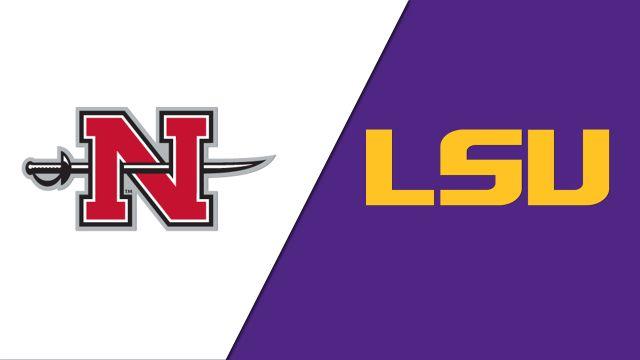 Nicholls vs. #11 LSU (Baseball)