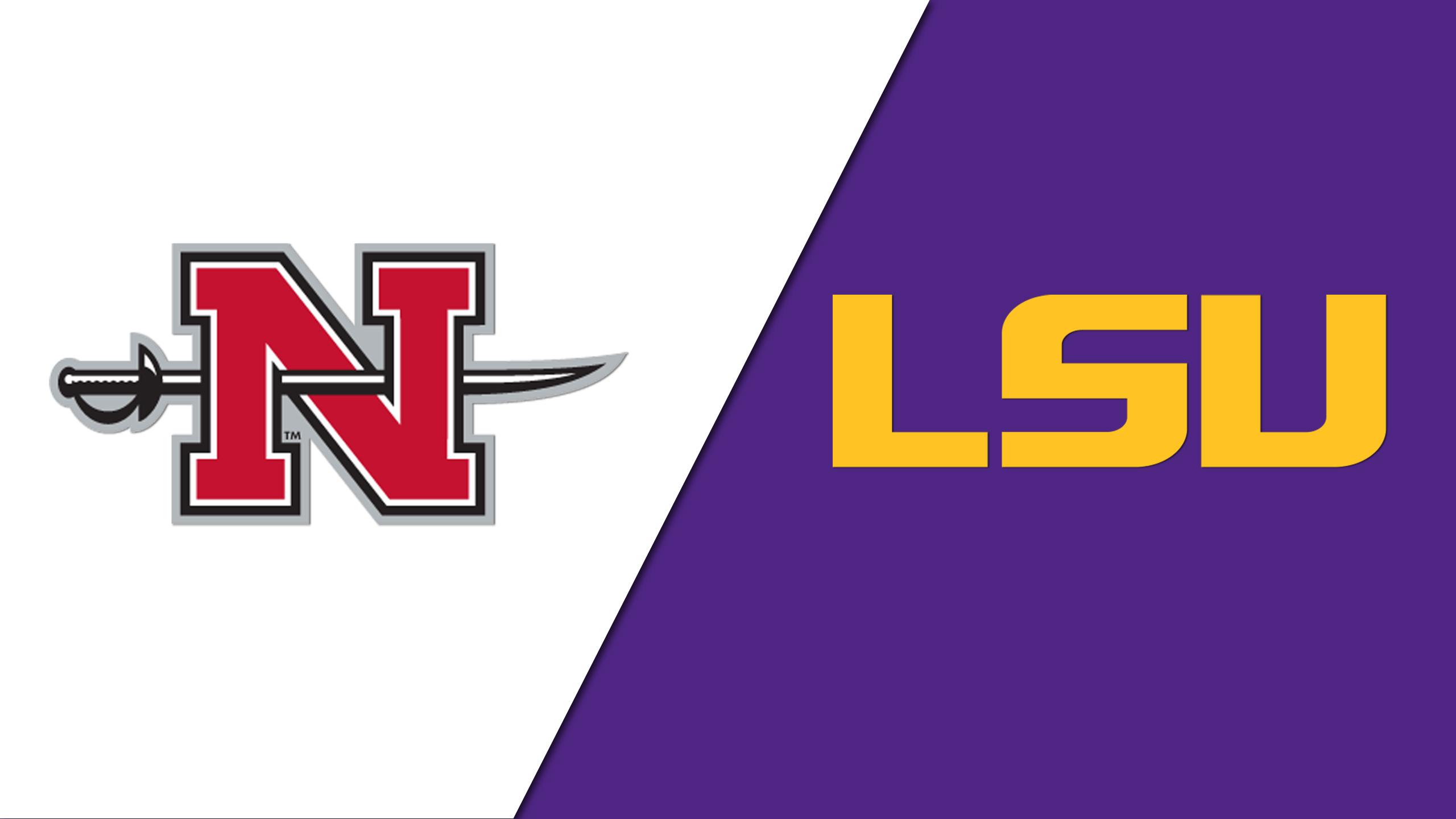 Nicholls vs. LSU (Baseball)