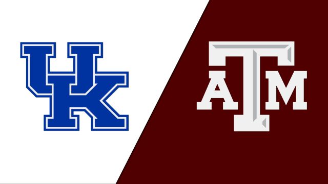Kentucky vs. Texas A&M (W Soccer)