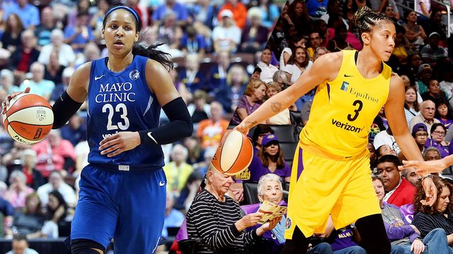 Minnesota Lynx vs. Los Angeles Sparks (First Round)