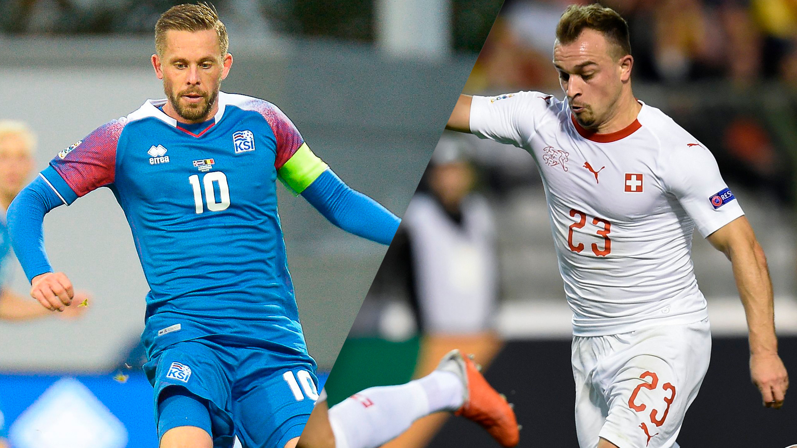 Iceland vs. Switzerland (UEFA Nations League)