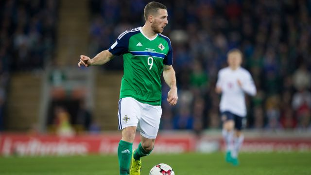 Northern Ireland vs. Belarus (UEFA European Qualifiers)