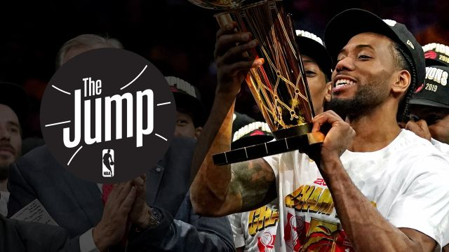 Mon, 6/24 - NBA: The Jump
