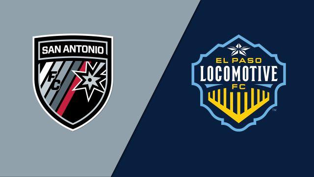 San Antonio FC vs. El Paso Locomotive FC