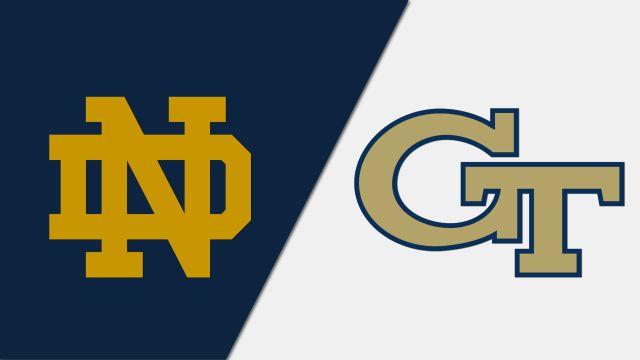 #2 Notre Dame vs. Georgia Tech (W Basketball)