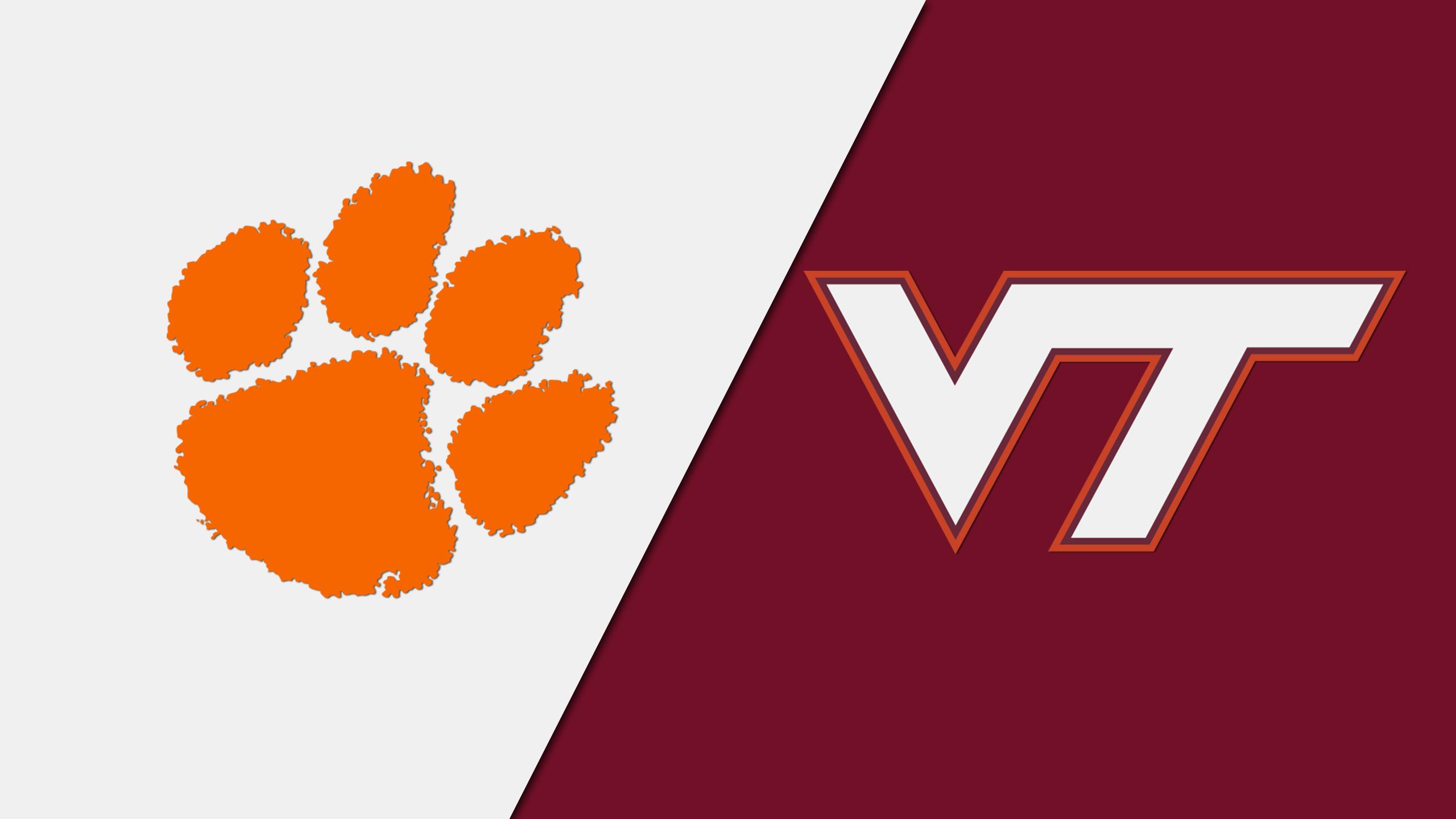 Clemson vs. Virginia Tech (W Volleyball)
