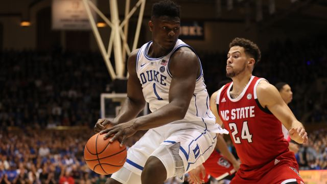 NC State vs. #2 Duke (re-air)