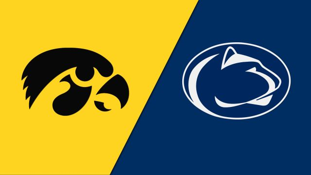 Iowa vs. Penn State (re-air)