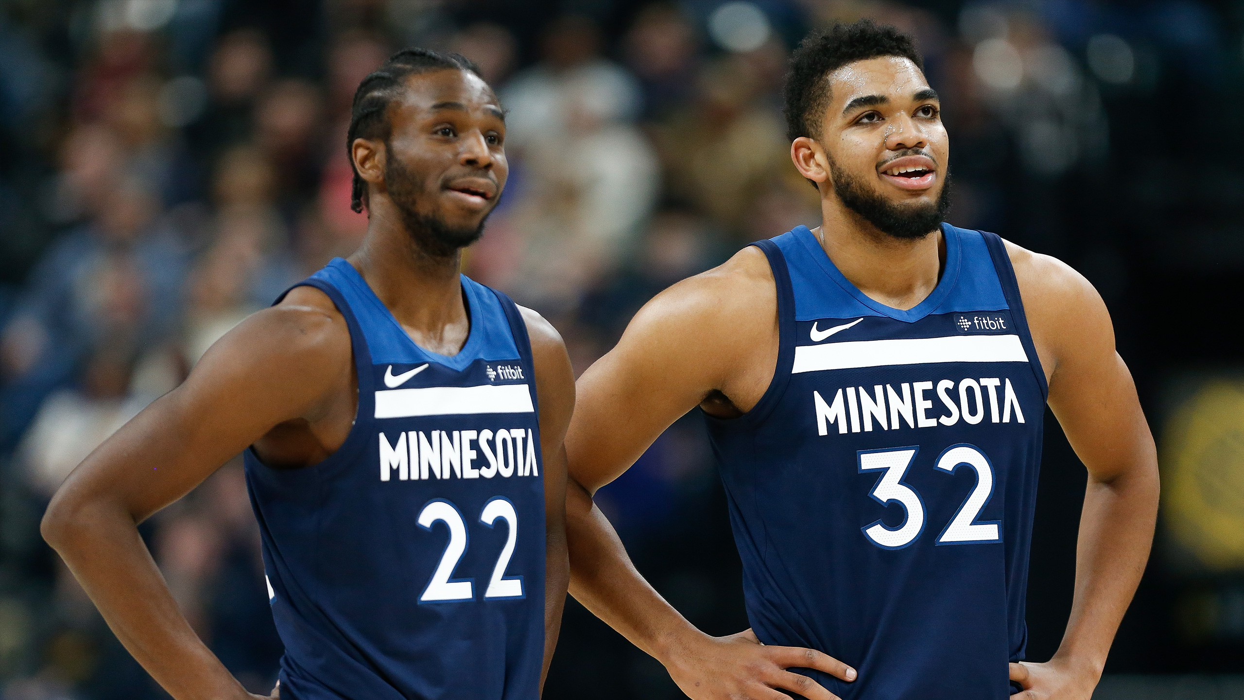 Minnesota Timberwolves Media Day Press Conferences