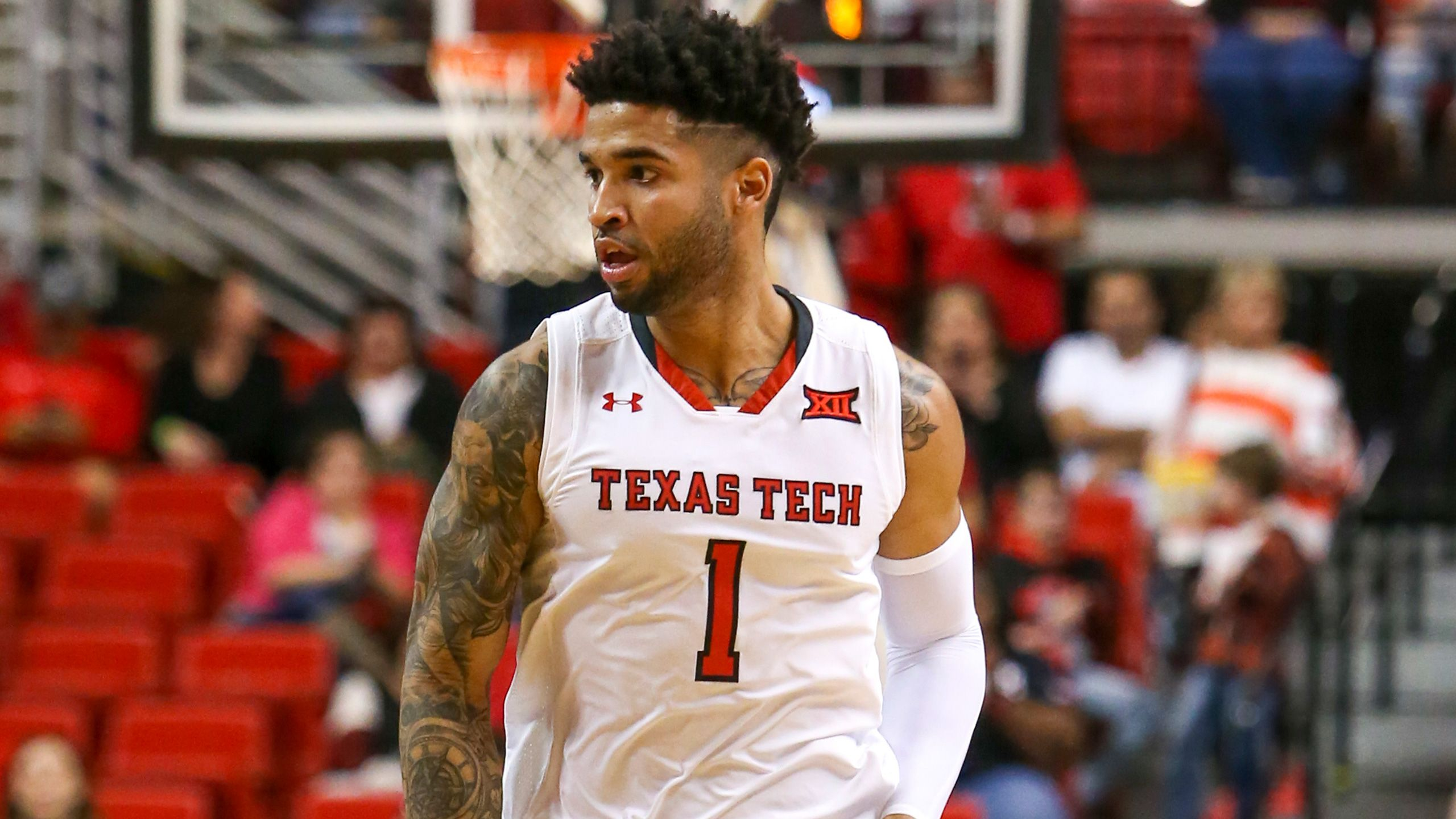 Iowa State vs. #8 Texas Tech (M Basketball)
