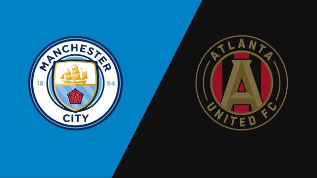 Manchester City Under-14 vs. Atlanta United FC Under-14 (Manchester City Cup)