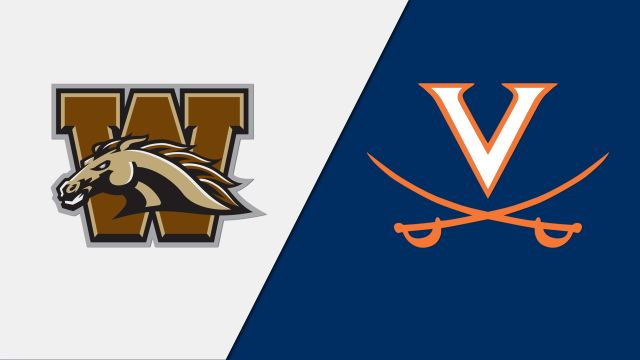 Western Michigan vs. #5 Virginia (M Soccer)