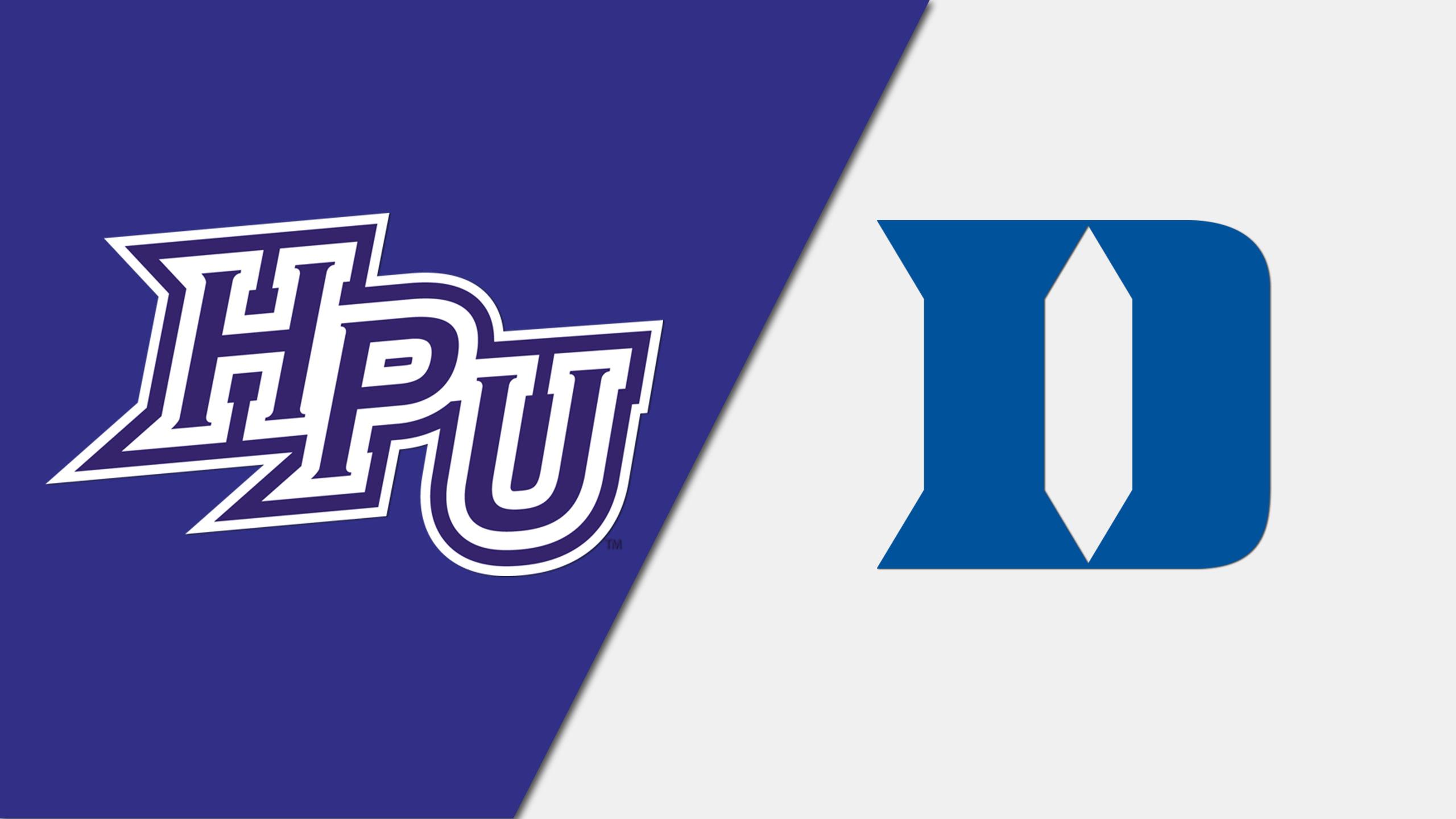 High Point vs. #2 Duke (M Lacrosse)