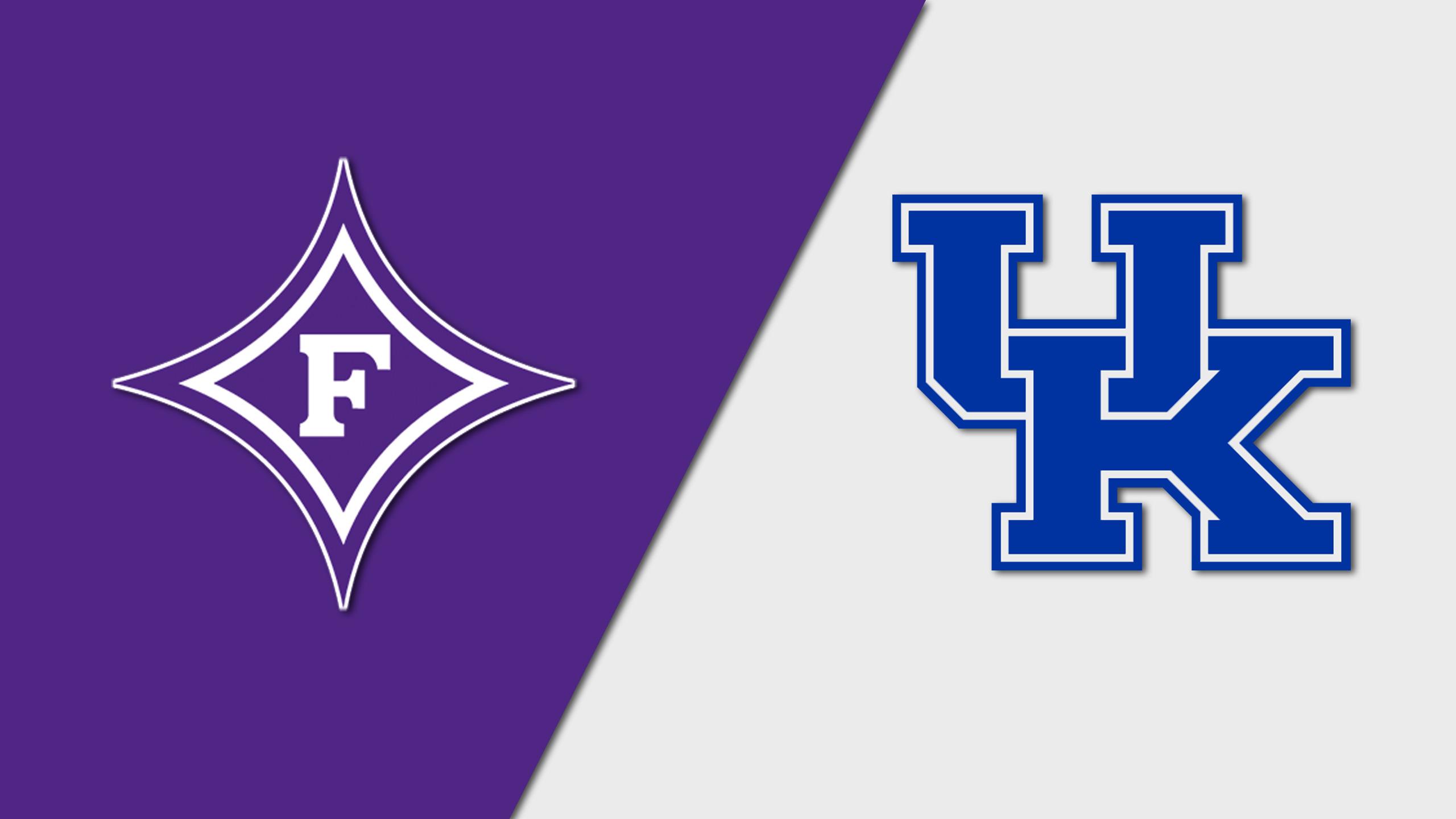Furman vs. Kentucky (W Soccer)