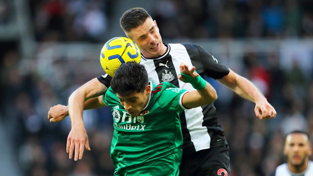 Melhores momentos - Newcastle 1 x 1 Wolverhampton
