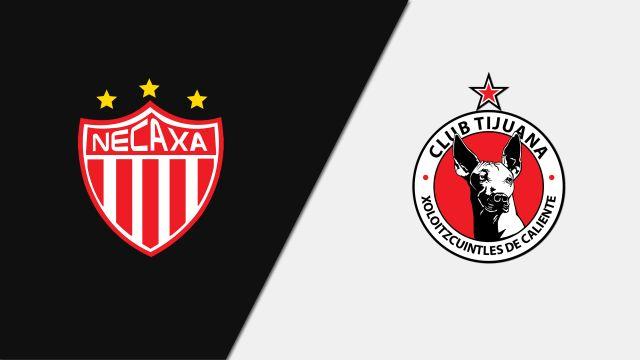 In Spanish-Rayos del Necaxa vs. Xolos de Tijuana (Jornada 8) (Liga MX)