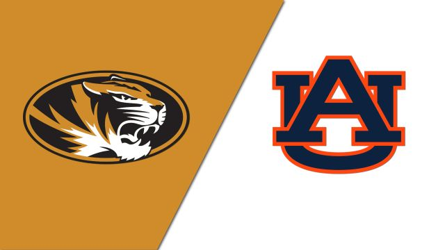 #25 Missouri vs. Auburn (W Volleyball)