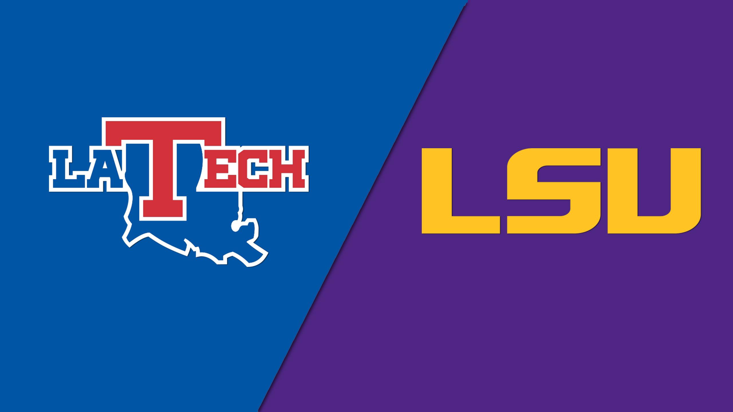Louisiana Tech vs. #22 LSU (M Basketball)