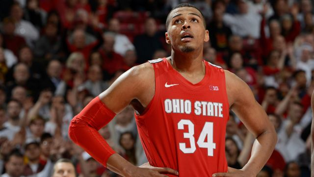 #21 Ohio State vs. Penn State (M Basketball)