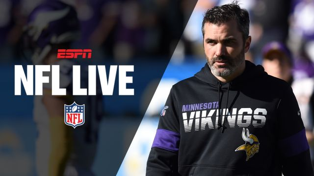Tue, 1/14 - NFL Live Presented by Marco's Pizza