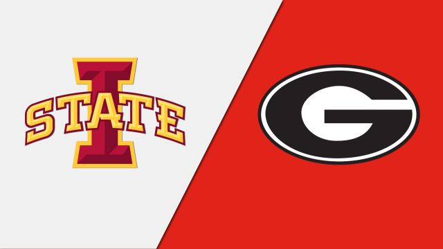 Iowa State vs. Georgia