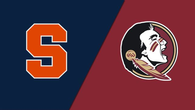 Syracuse vs. Florida State (W Volleyball)
