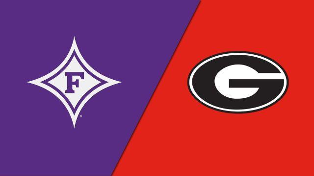 Furman vs. Georgia (W Soccer)