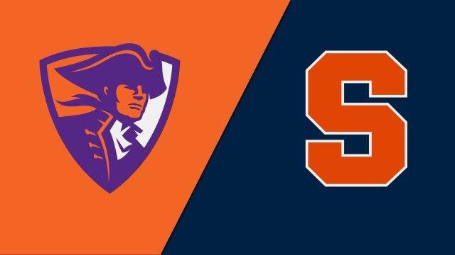 #19 Hobart vs. #3 Syracuse (M Lacrosse)