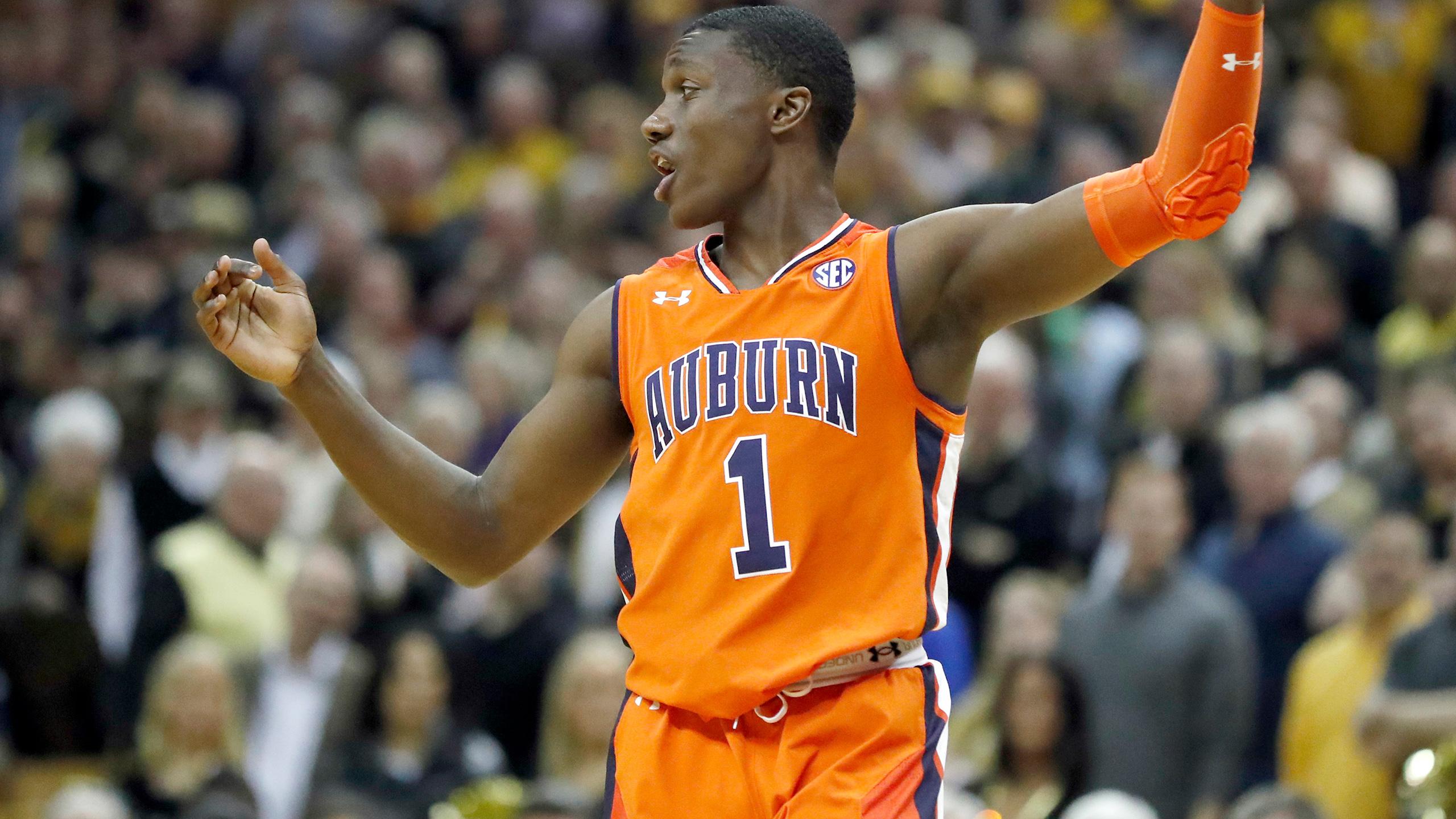 #8 Auburn vs. NC State (M Basketball)