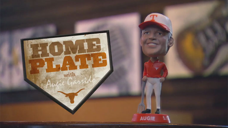 HOME PLATE WITH AUGIE GARRIDO III