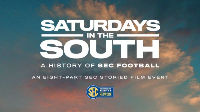 Saturdays in the South: A History of SEC Football - Part One: 1869-1932 Presented by Regions Bank