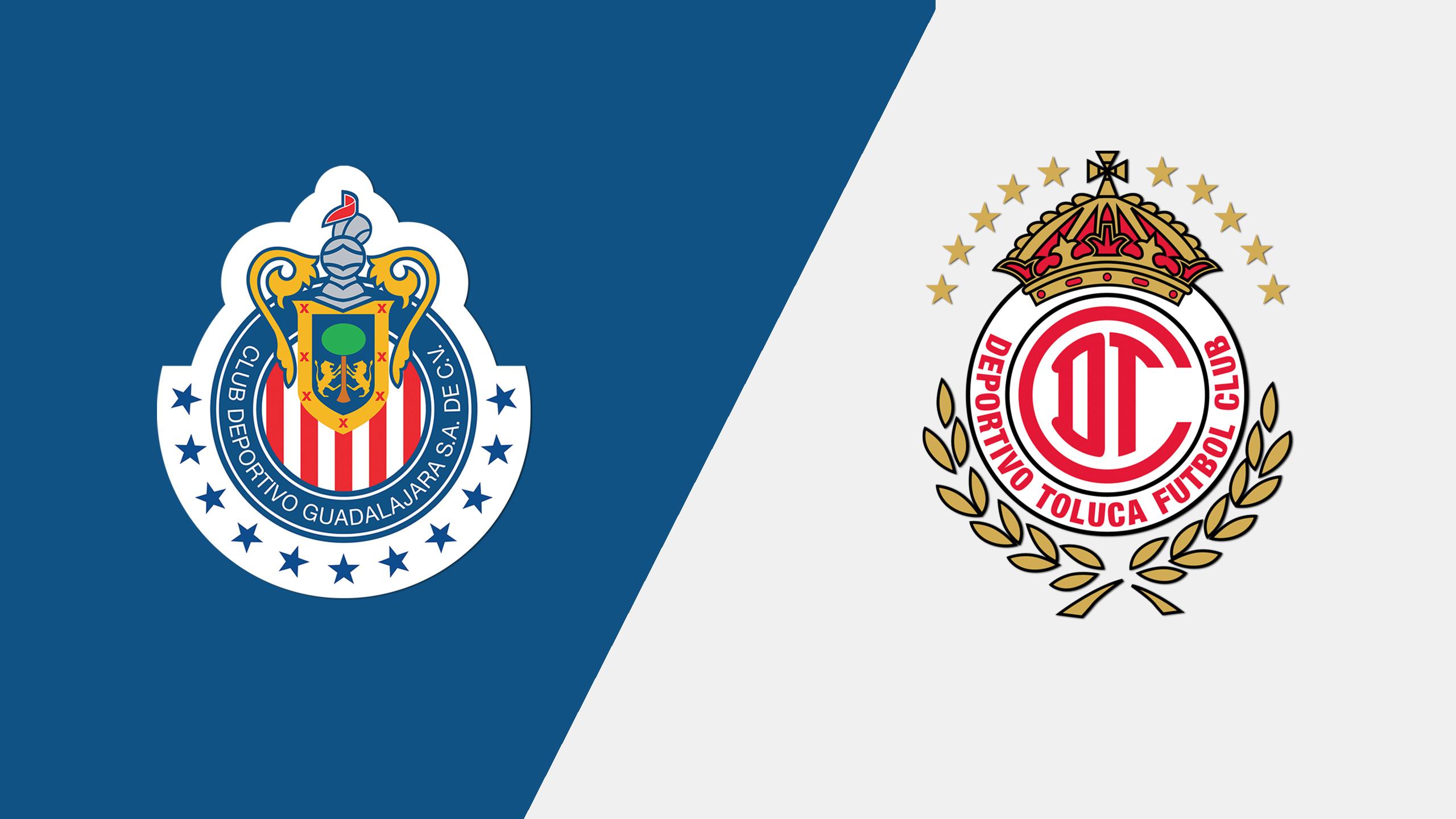 In Spanish - Chivas de Guadalajara vs. Diablos Rojos del Toluca (Jornada 3) (Liga MX)