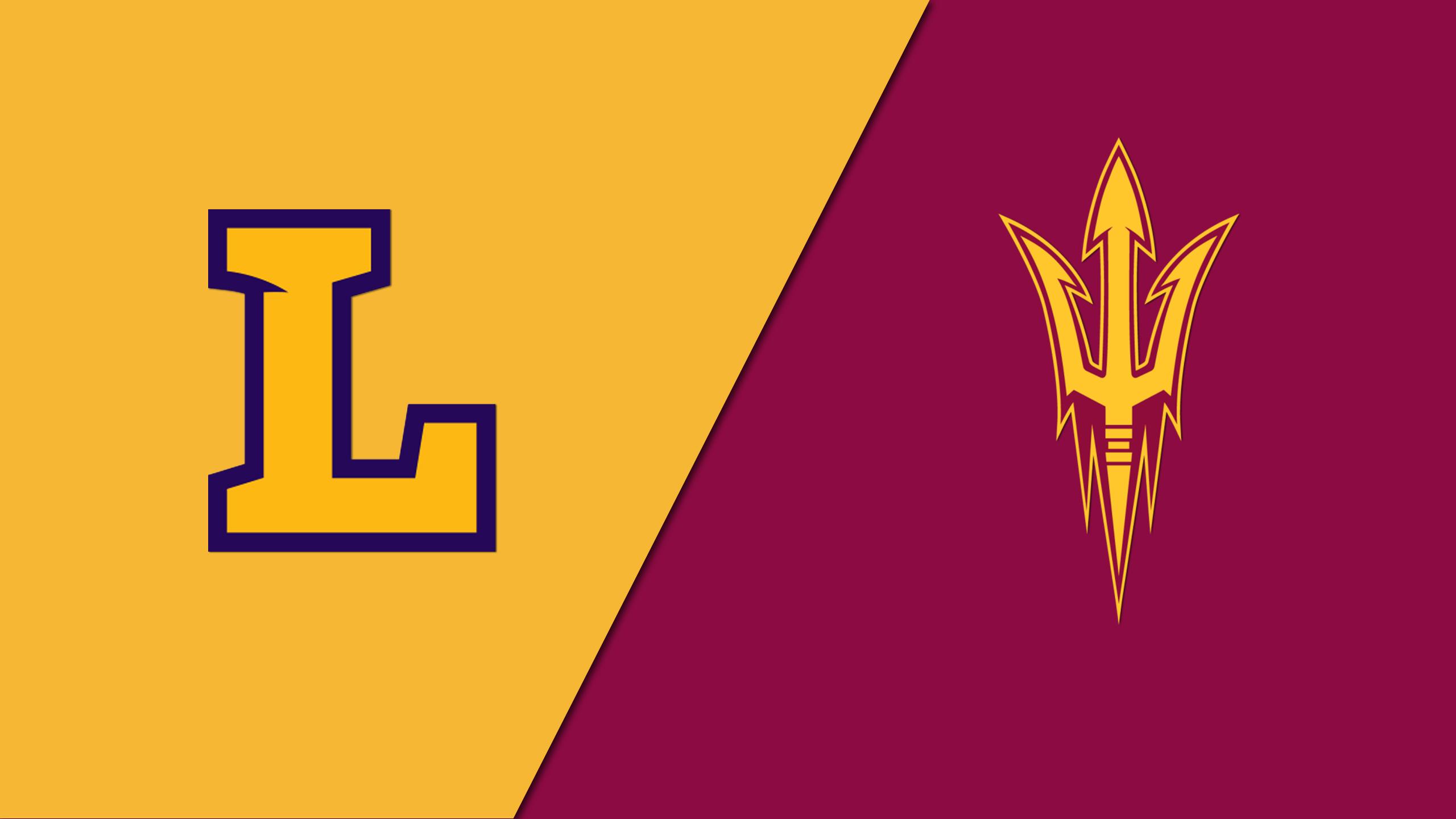 Lipscomb vs. Arizona State (Site 15 / Game 1)