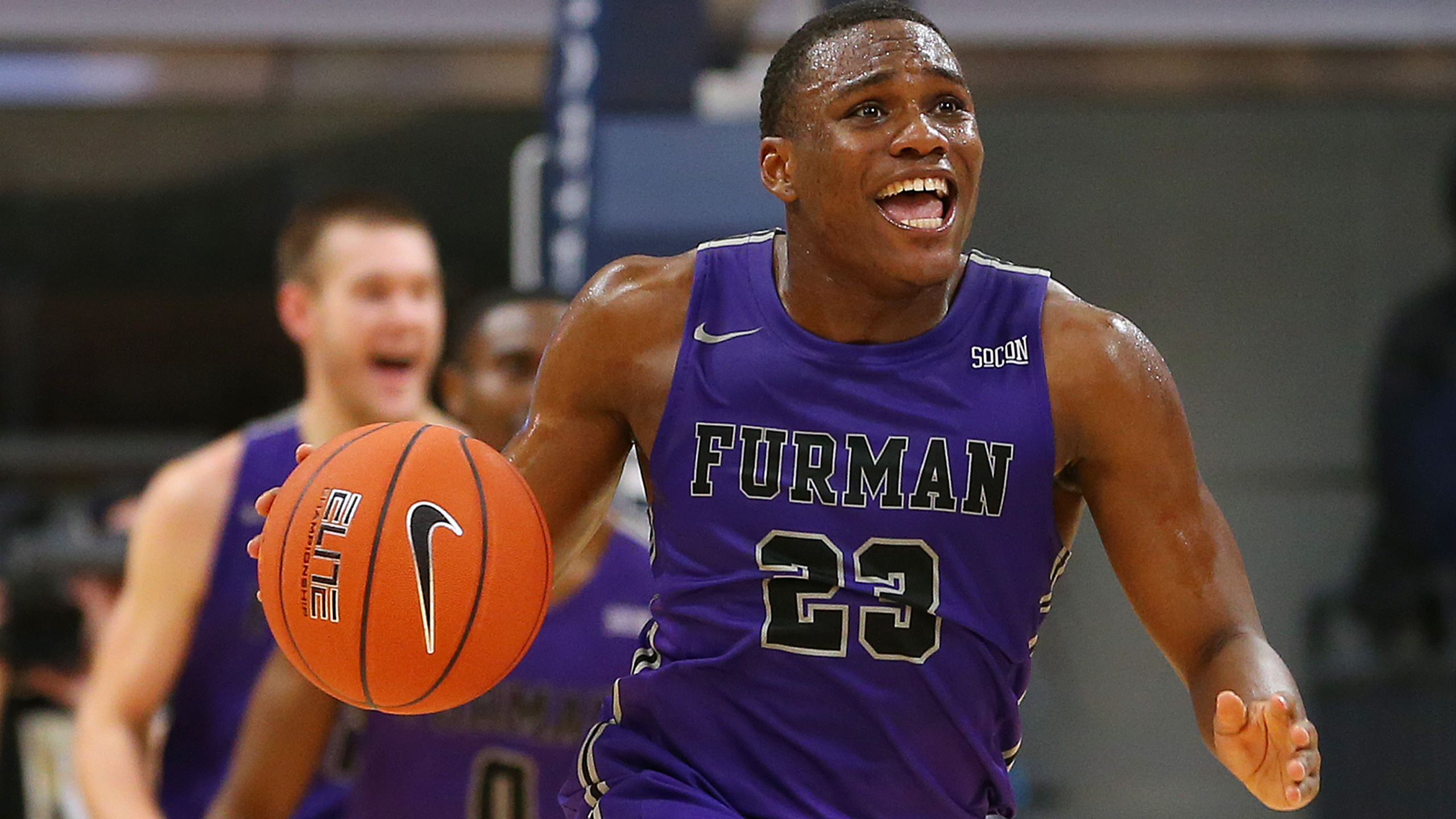 #24 Furman vs. LSU (M Basketball)