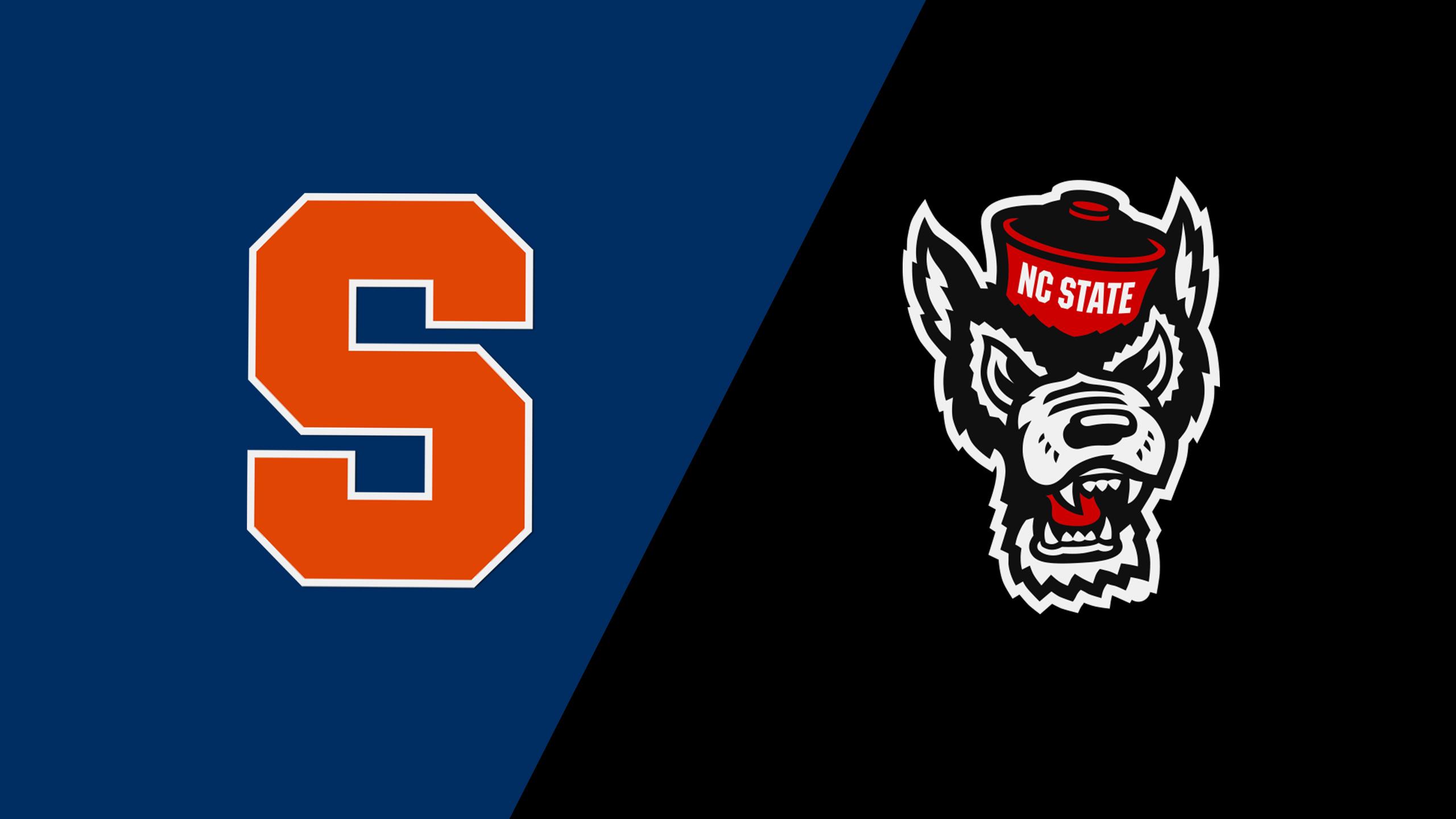 #24 Syracuse vs. #21 NC State (M Soccer)