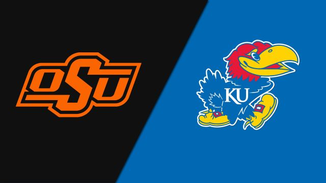 Oklahoma St. Cowboys vs. Kansas Jayhawks (Quarterfinal)