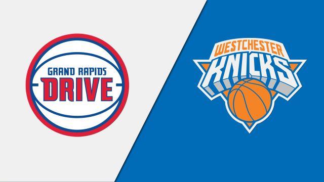 Grand Rapids Drive vs. Westchester Knicks