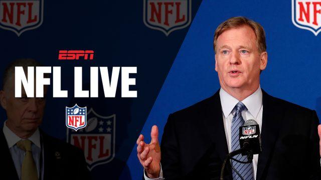 Thu, 2/20 - NFL Live