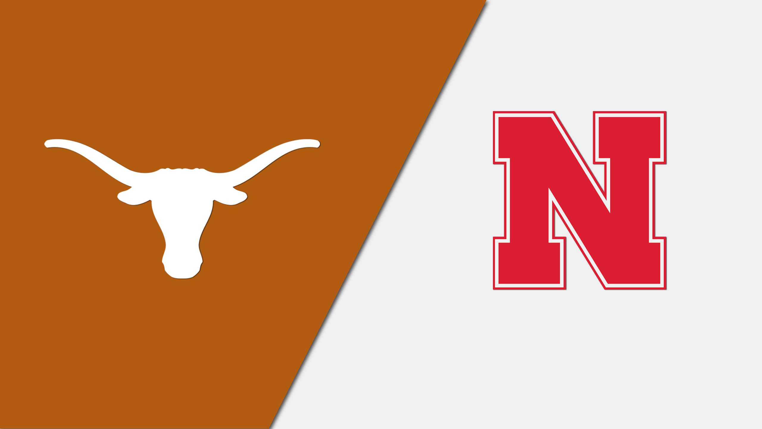 Texas Longhorns vs. Nebraska Cornhuskers (re-air)
