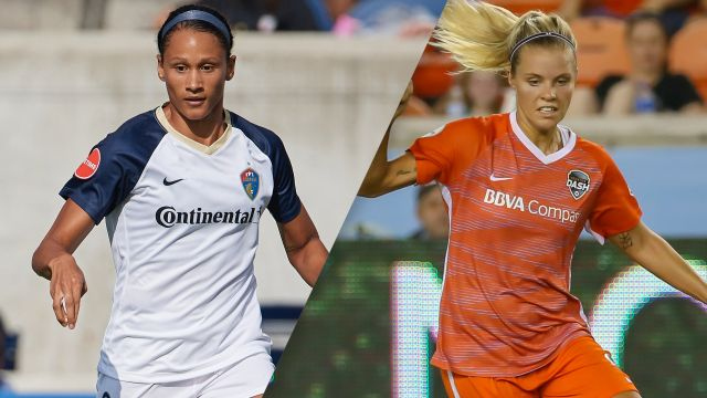 Tue, 9/17 - North Carolina Courage vs. Houston Dash (NWSL)